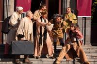 ReAnimania մուլտ փառատոն: Բացօթյա թատրոն` Սերբերի կատարմամբ