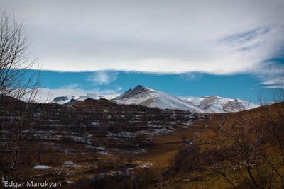 Լալավար լեռան գագաթը