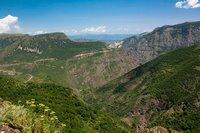 Հայացք Տաթև գյուղից