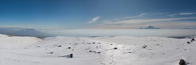Համայնապատկեր - Գեղամա լեռներից մինչև Արարատ